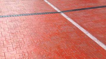 Renkli Beton Uygulamaları